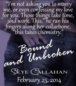 Bound and Unbroken Teaser 1