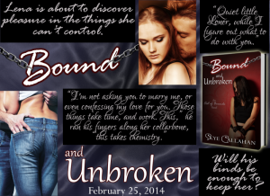 Bound and Unbroken Teaser 3