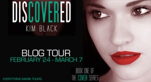 Discovered Tour Banner